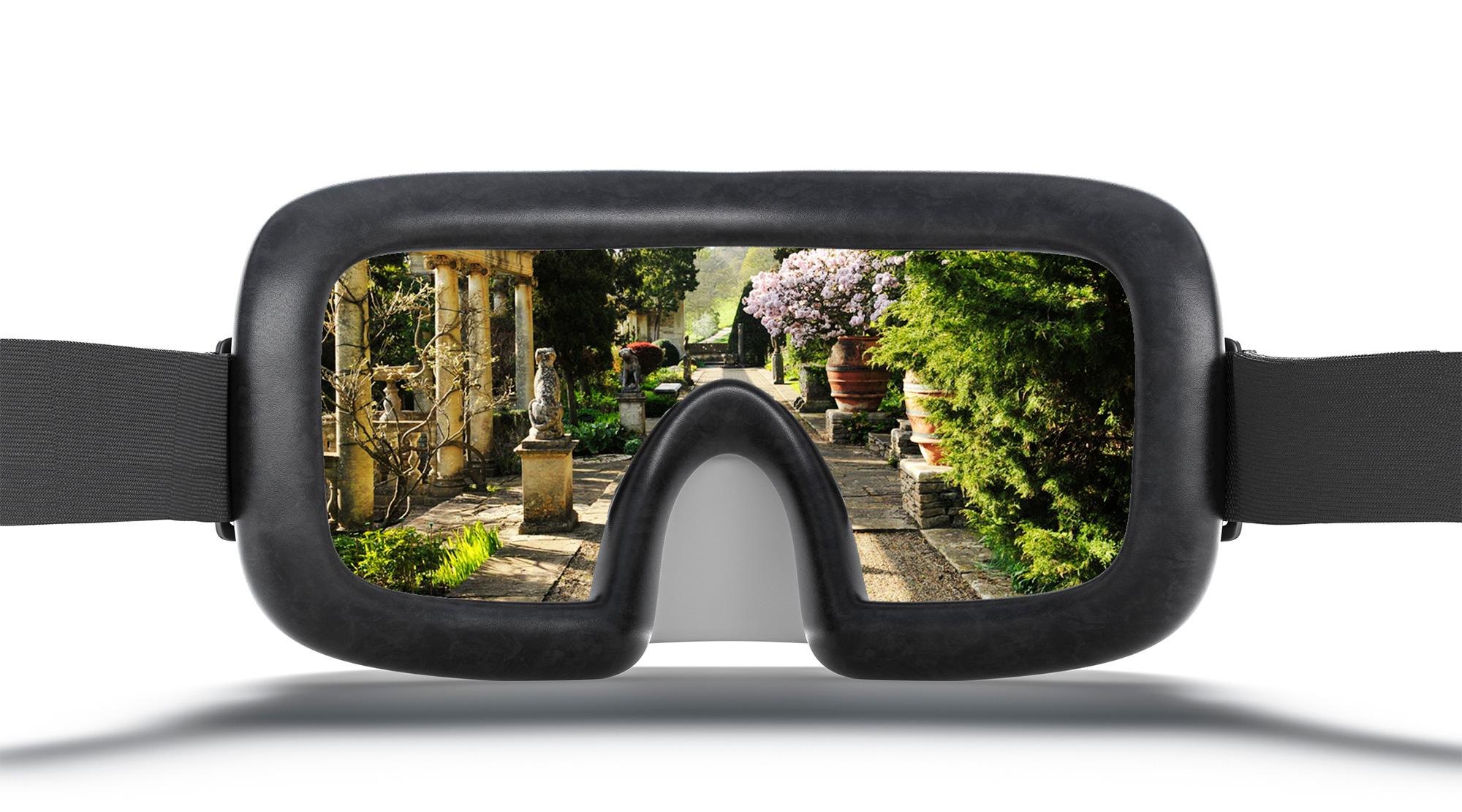 visite virtuelle jardin remarquable